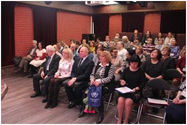 Поздравляем председателя Владимирского регионального отделения «ВОГ» Светлану Ефимову с переизбранием